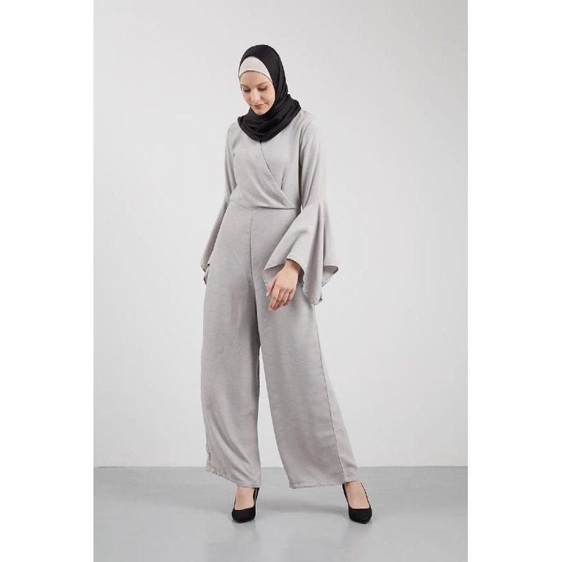 Swarna Jumpsuit Grey