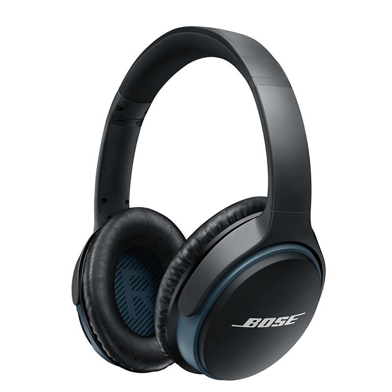 Bose Soundlink Around-Ear Wireless Headphones II - Hitam