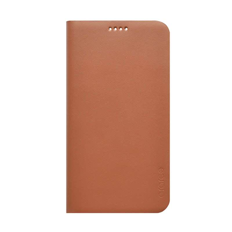 Slim Diary for Samsung Galaxy S5 Brown