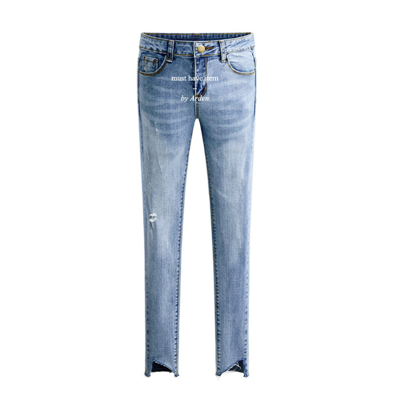 Arden Lucid Denim Jeans PT1219-Light Blue