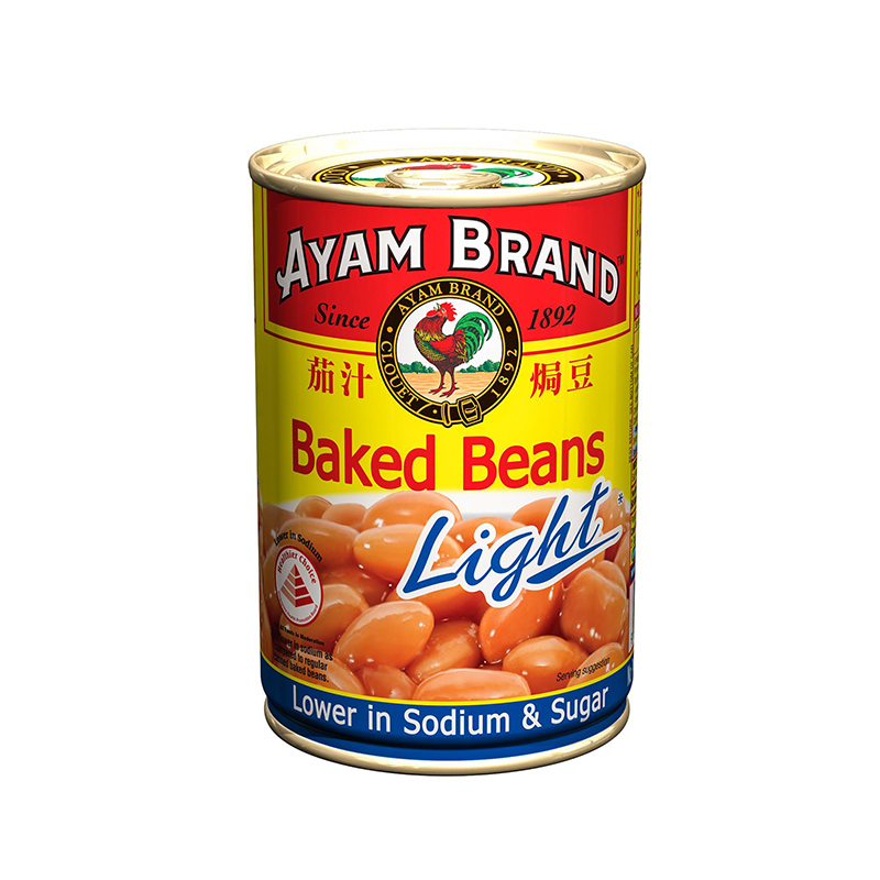 Ayam Brand Baked Bean Light 425 Gr