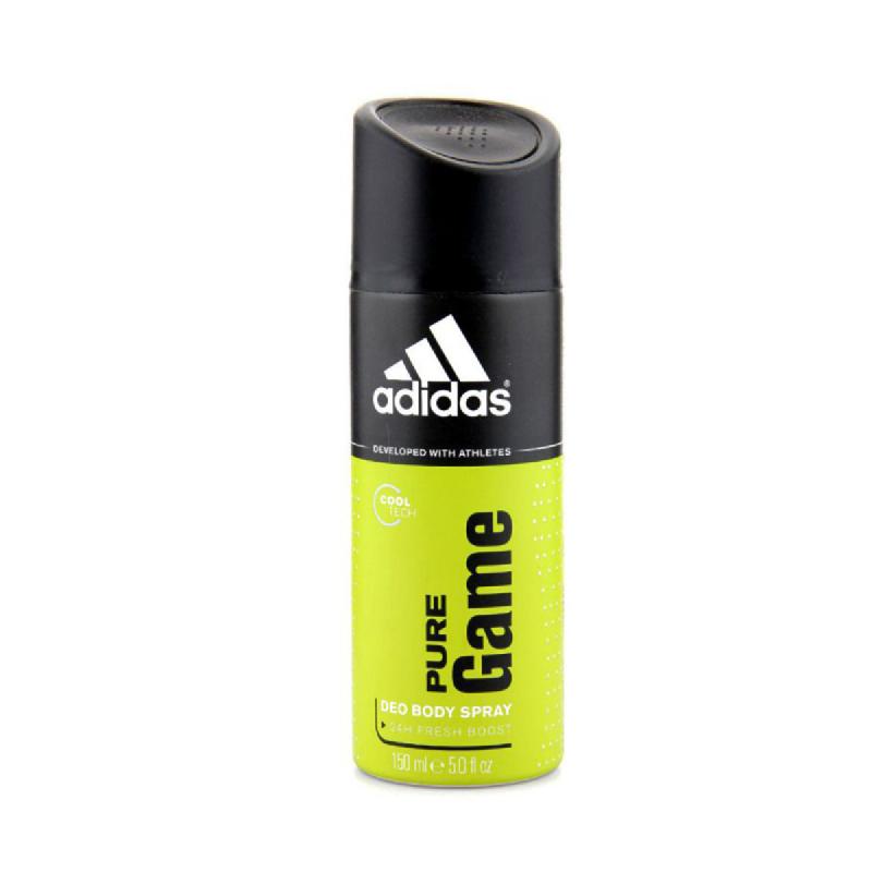 Adidas Men Pure Game Deo Body Spray 150Ml