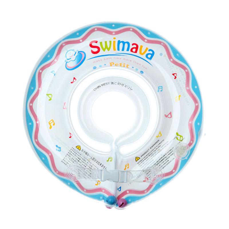 Swimava SWM115 Petit G1 Starter Ring - White