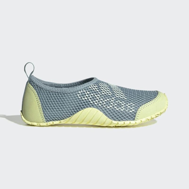 Adidas Terrex Kurobe Water Slippers EF2240 Ash Grey