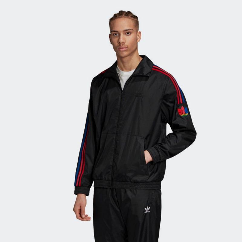 Adidas 3D Trefoil 3-Stripes Track Jacket GE0841