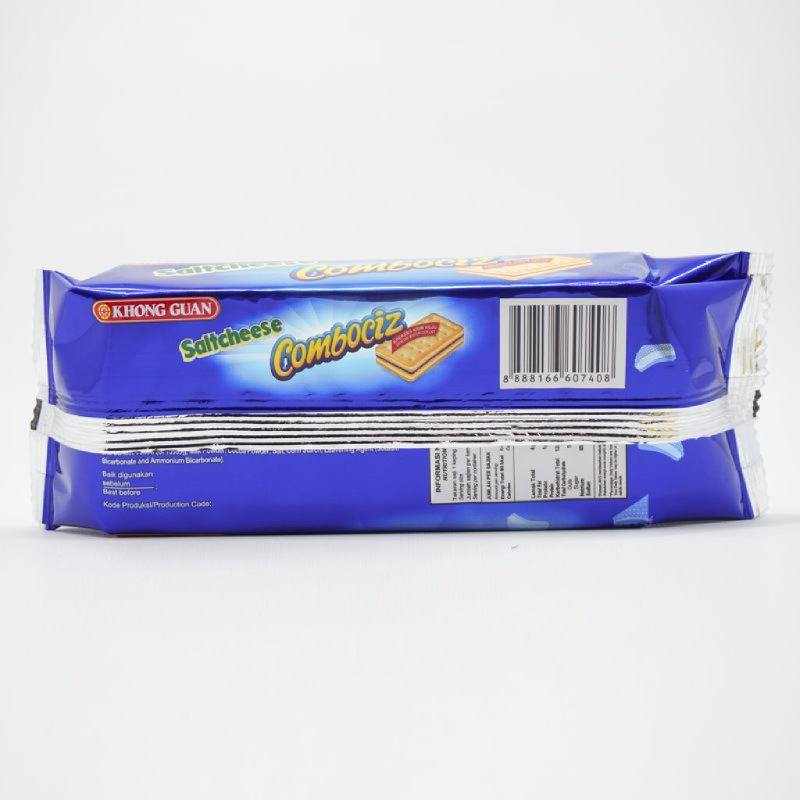 Khong Guan Saltcheese Combociz 190G [Pack]
