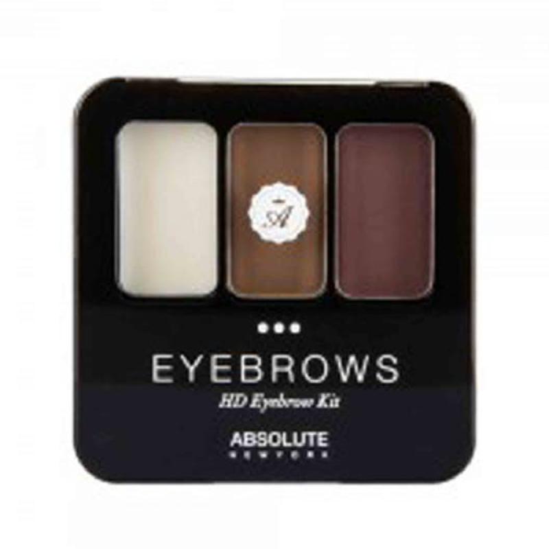 Absolute New York HD Eyebrow Kit Auburn