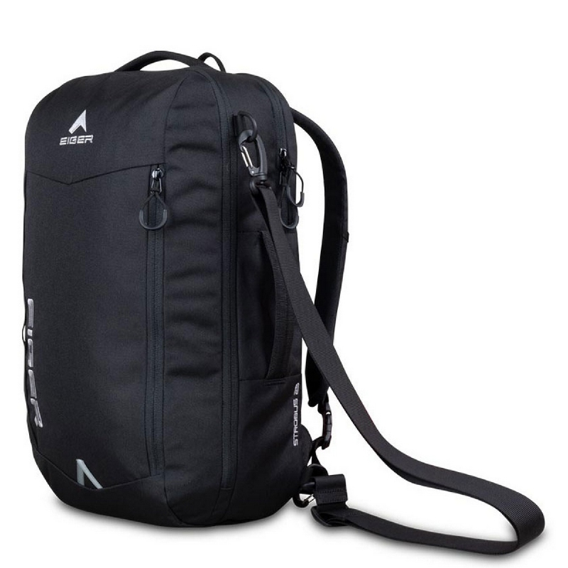 Eiger Strobus Trilogic Bag 25L - Black