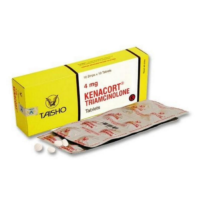 Kenacort 4 mg Tab