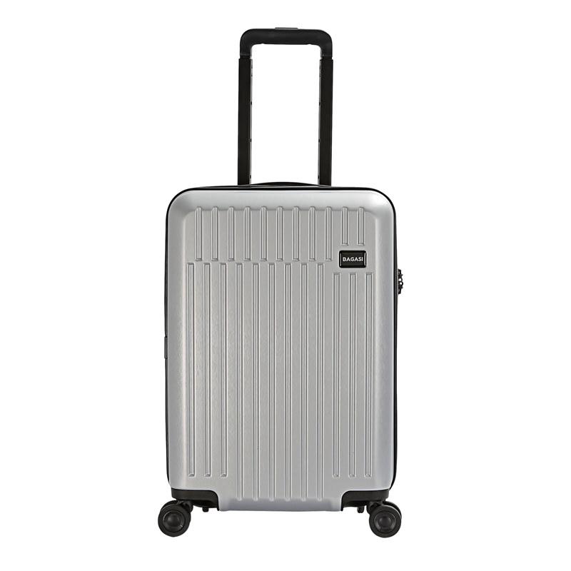 Bagasi Talaga Koper Hardcase Small 21 Inch – Silver