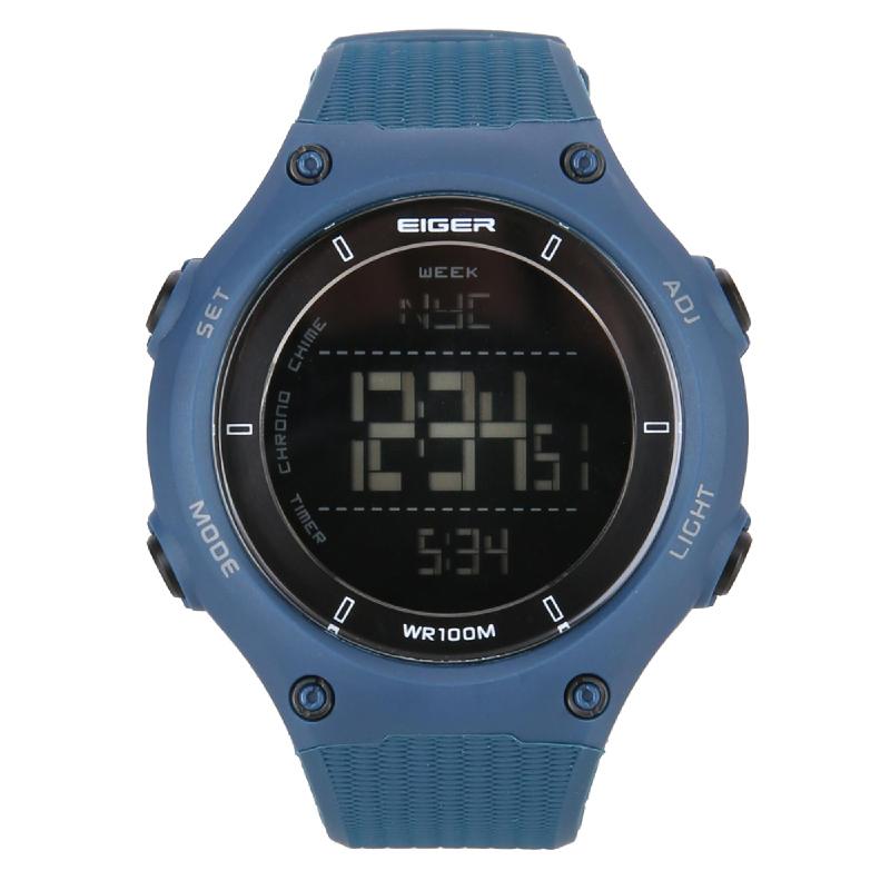 Eiger Tousside Watch - Blue