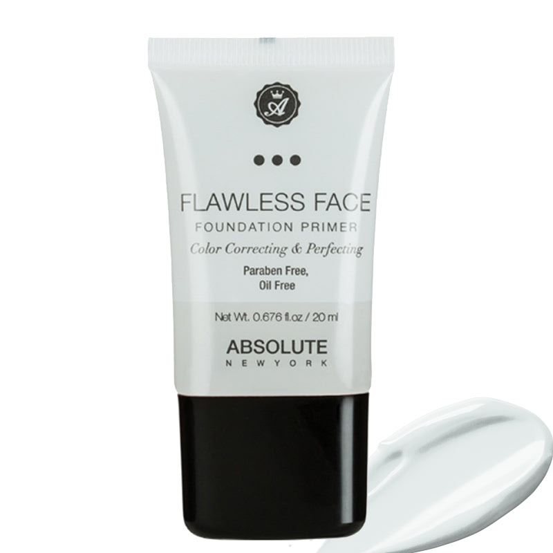 Absolute New York Foundation Primers & Highlighter Primer Clear