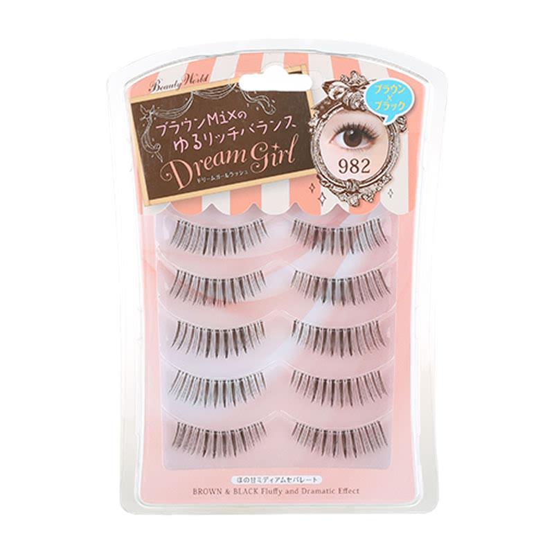 Lucky 5 PM 982 False Eyelashes (5 pairs)