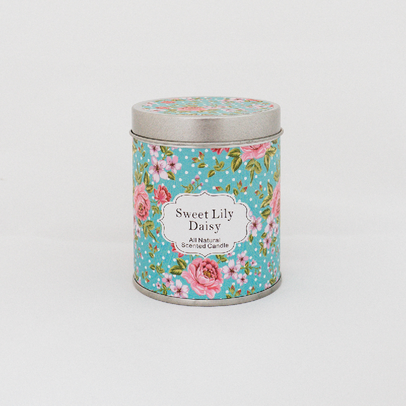 Asna Sweet Lily Daisy Scented Candle