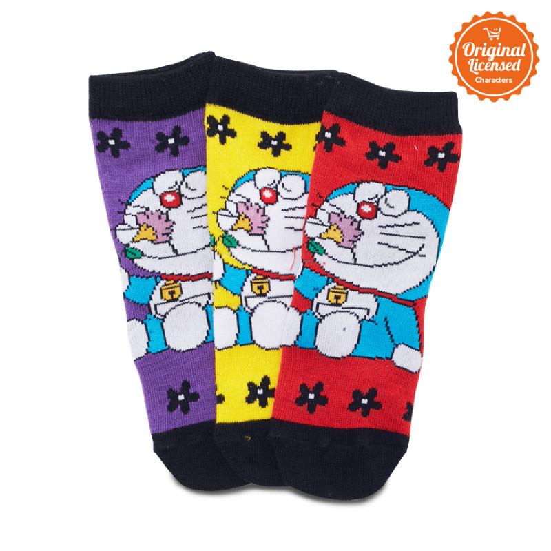 Doremon Sock Kids 5-8 Tahun DR6GA006