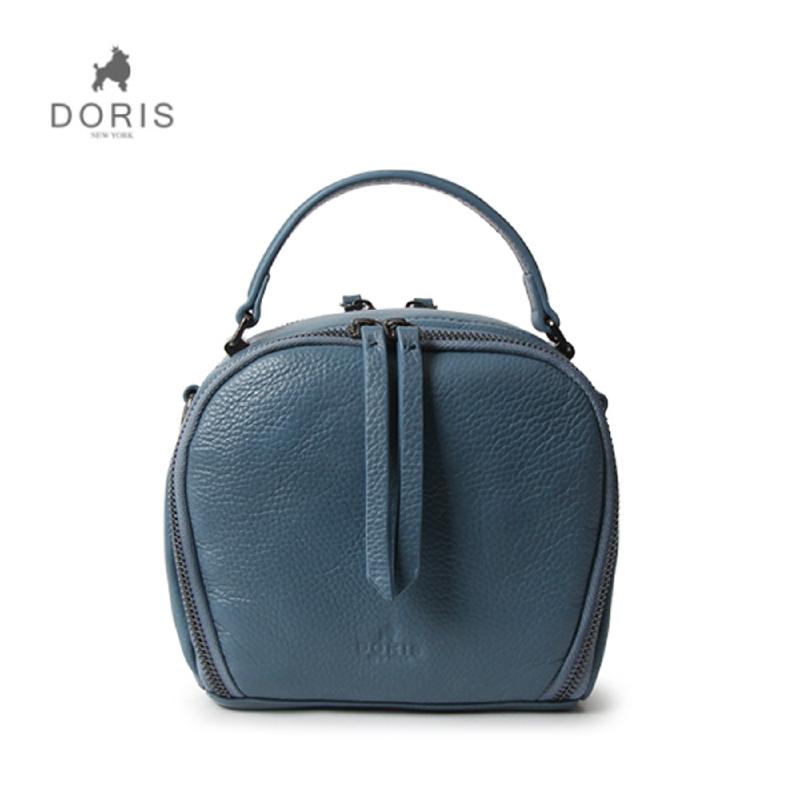 Doris New York DN B-6809 Morgan Tote N Cross Bag - Blue