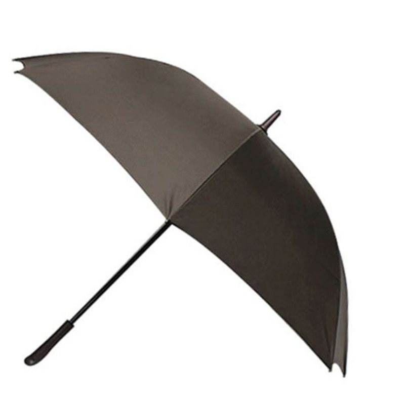 AJUC Automatic Long Umbrella Y-704 Brown