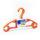 CT-7 Hanger Colour Children 6 Pcs
