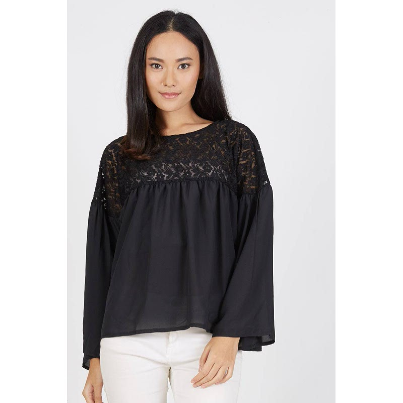 Marinka Pleats Blouse
