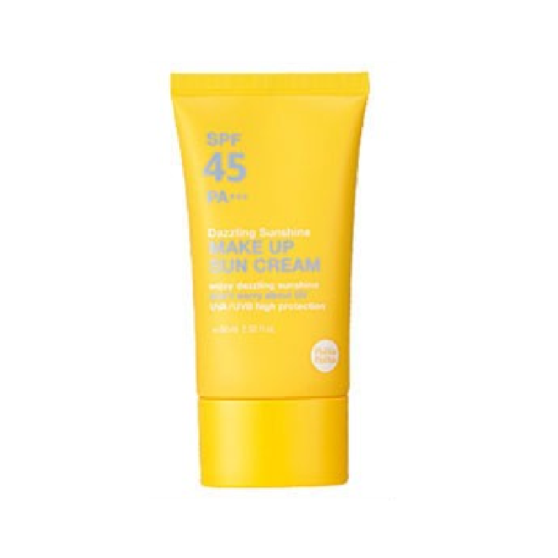 Dazzling Sunshine Make Up Sun Cream