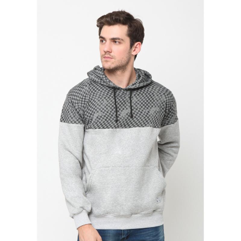 17Seven Sweatershirt Hoodie Sanchez Blackgrey