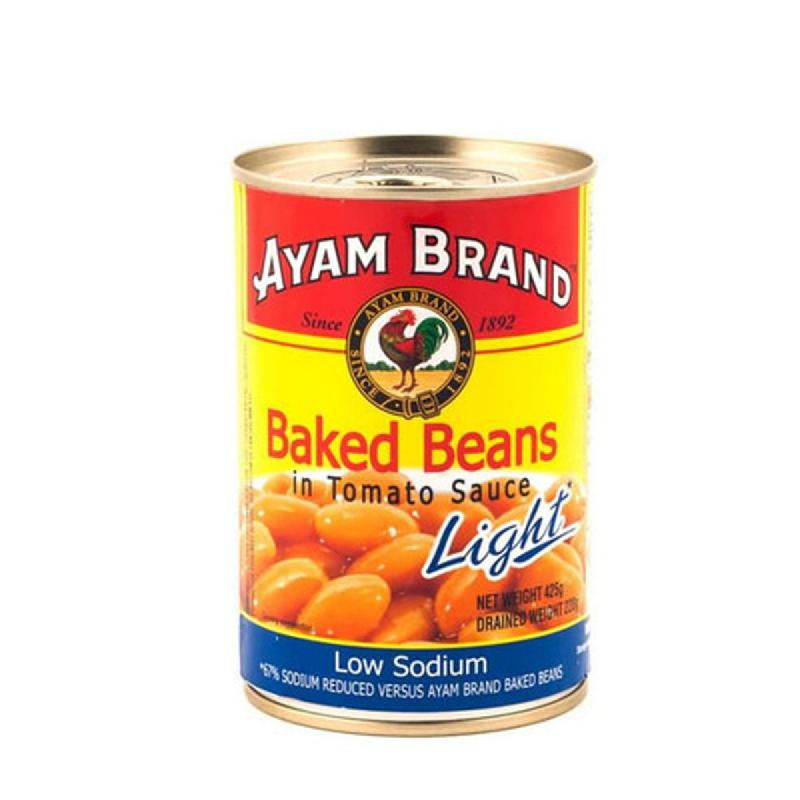 Ayam Brand Baked Bean Light 425 Gr