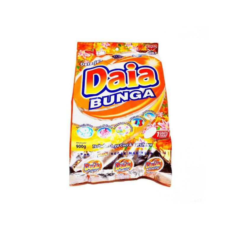 Daia Deterjen Bubuk Bunga 325G Bag