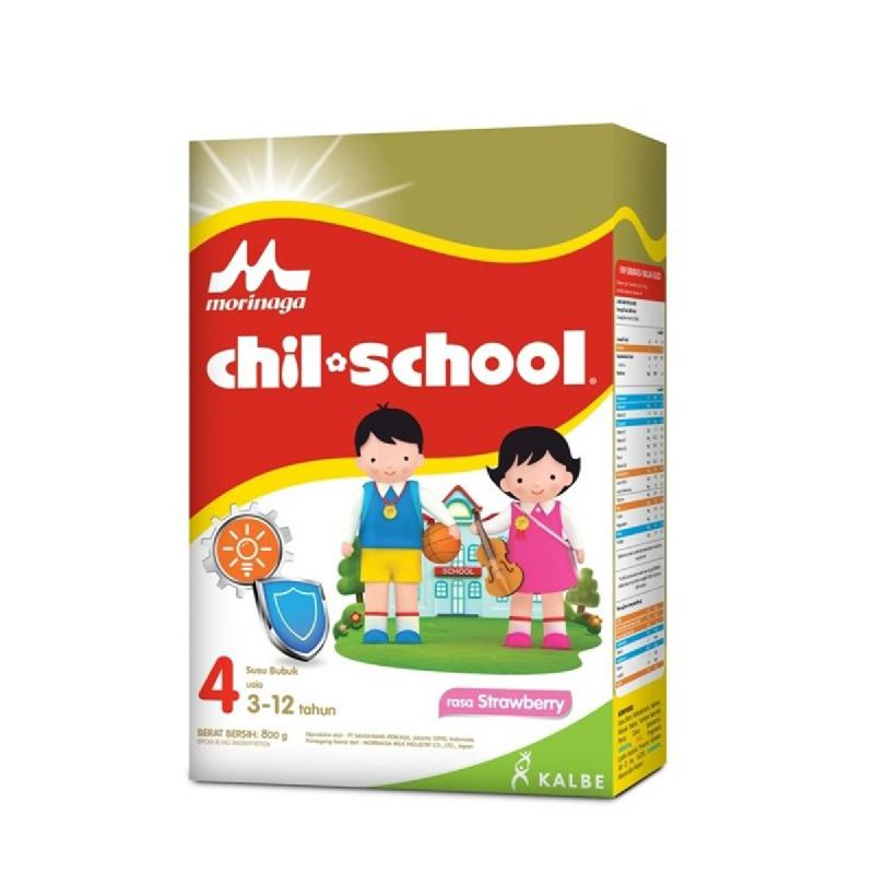 Chil School Dha Strawberry 800G
