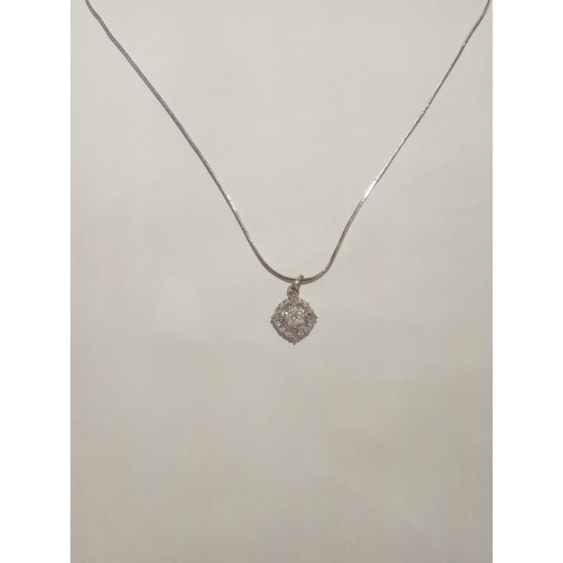 Ballin - Women Necklace FF N0103S Silver