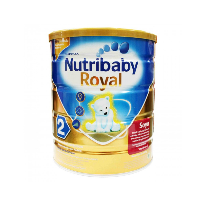 Nutrilon Powder Milk Royal Soya 2 700Gr