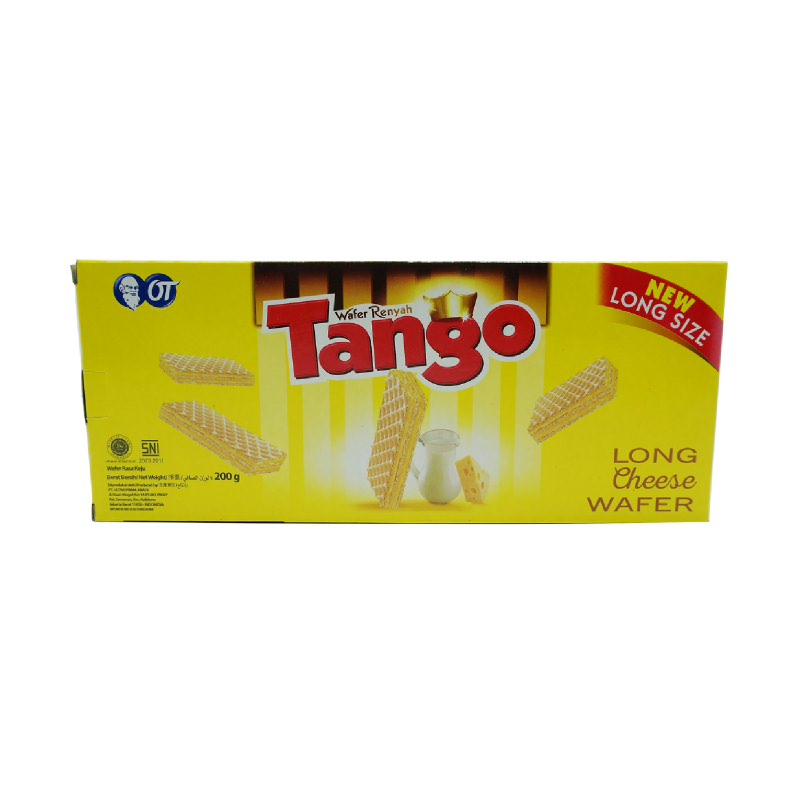 TANGO WAFER CHEESE 200G