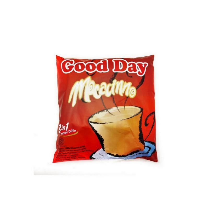 Good Day Kopi Moccacino [50 X 20G]