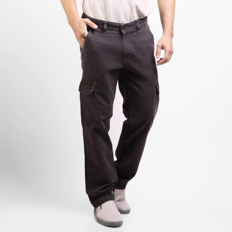 Camel Active Cargo Pants 300CAT073646IN - Dark Grey