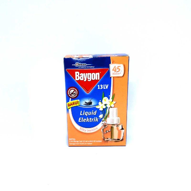 Baygon Liquid Elektrik Jasmine 45 H 33 Ml