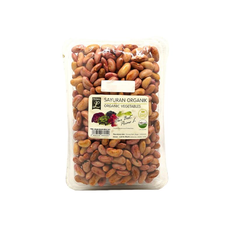 Prime L Organic Kacang Merah  300 G