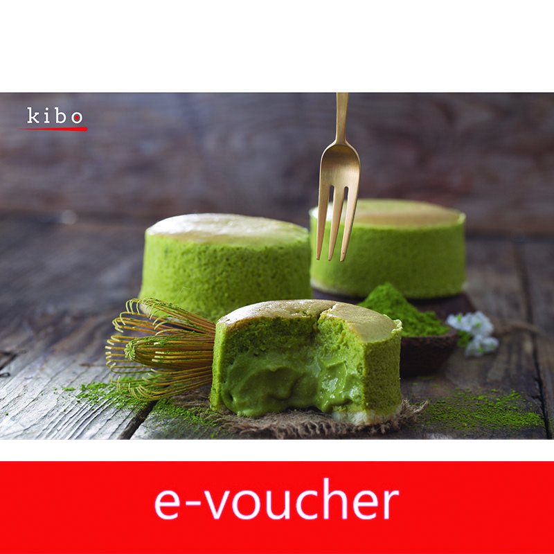 Kibo Cheese Cake - Kibo Mini Matcha (4 pcs)