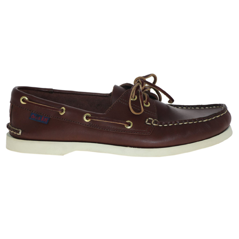 Orca Bay Mens Shoes Deck Dk Brown