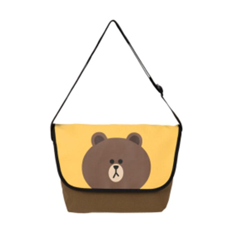 Messenger Bag_Brown