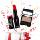Absolute New York Matte Stick Lipstick Cadmium Red + Eye Artiste Desert Bloom