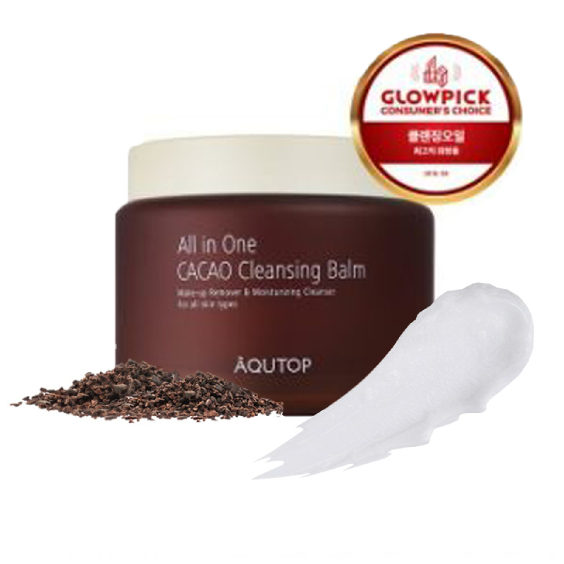 Aqutop All in One CACAO Cleansing Balm