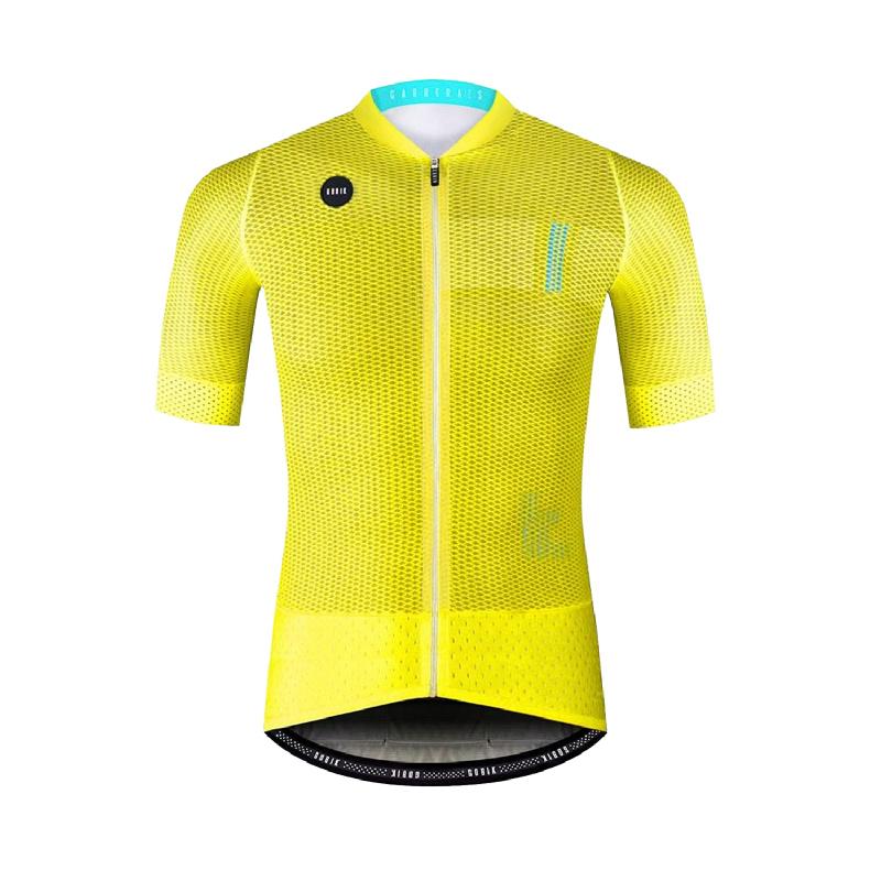 Gobik Carrera Unisex SN Glow Lime Jersey
