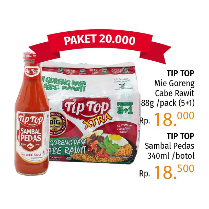 Lotte Mart Paket Rp 20.000