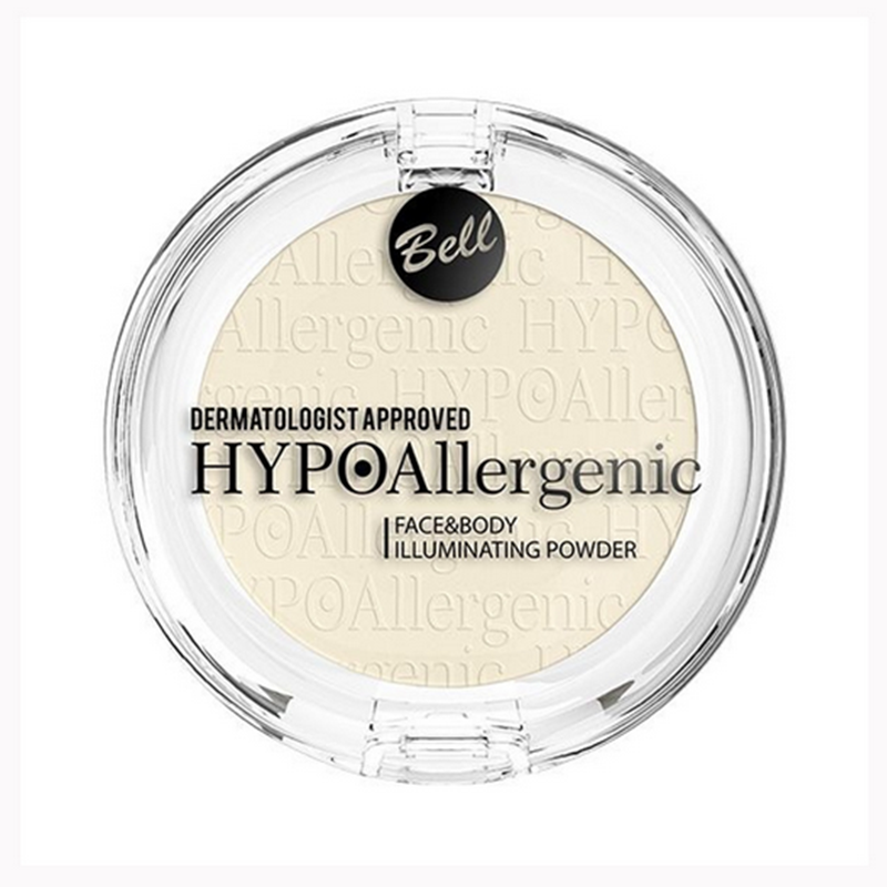Bell Hypoallergenic Face & Body Illuminating Powder