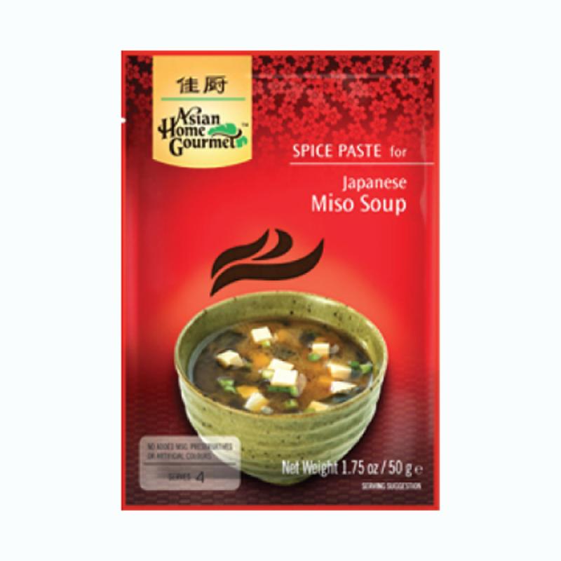 AHG Japanese Miso Soup 50 Gr