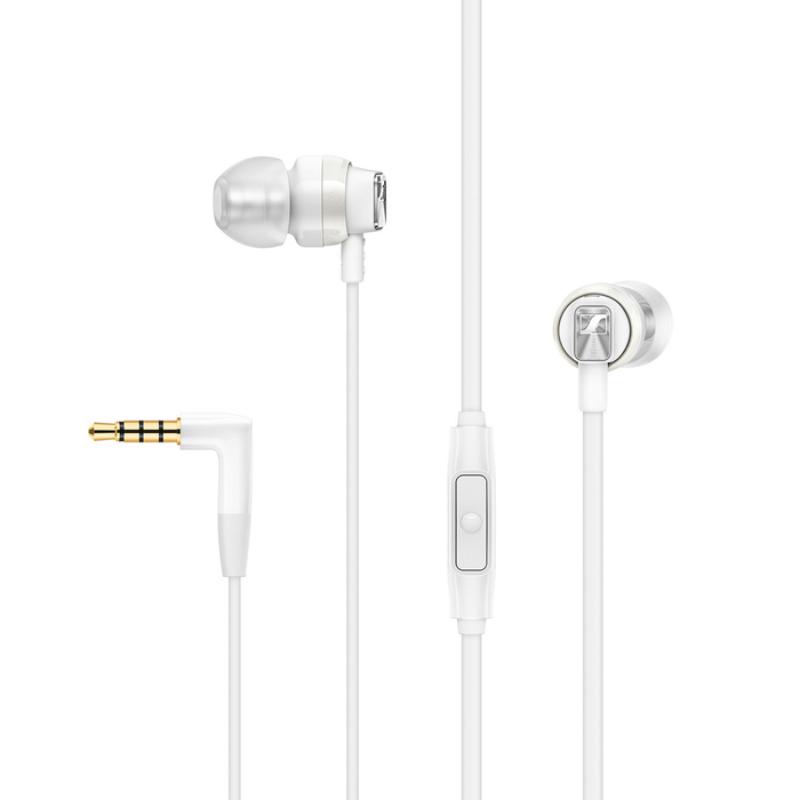 Sennheiser CX 300S Wired In Ear Headphone White