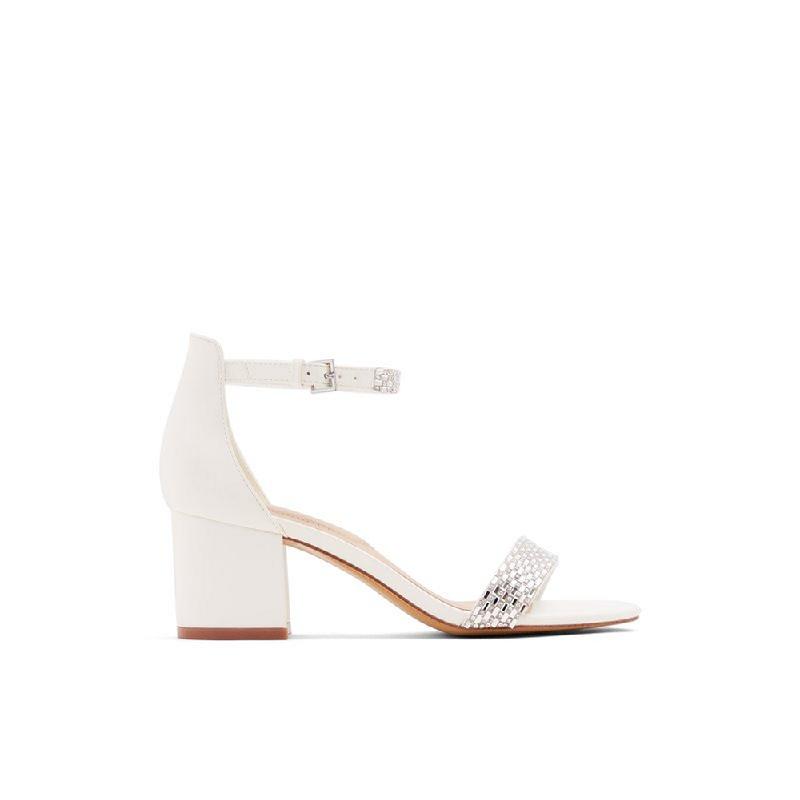 ALDO Ladies Heels VANAMI-100 White