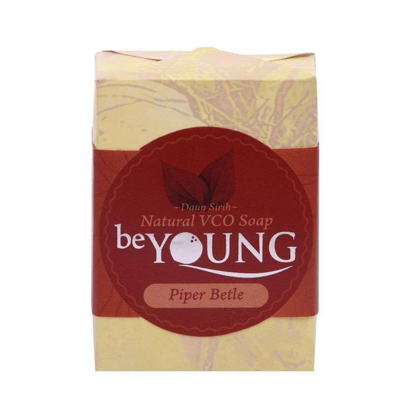 Be Young Piper Betle Soap - 100 gr