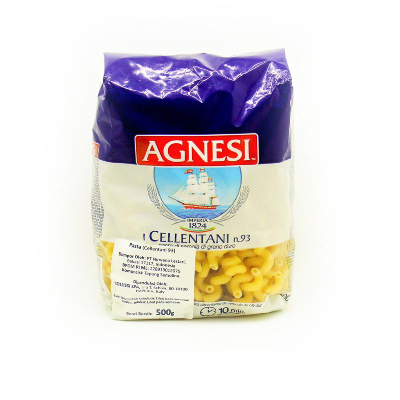 Agnesi Fusili 500 Gr