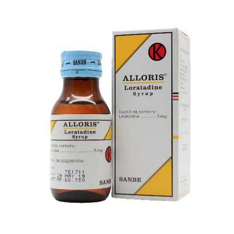 Alloris Sirup 60 ml
