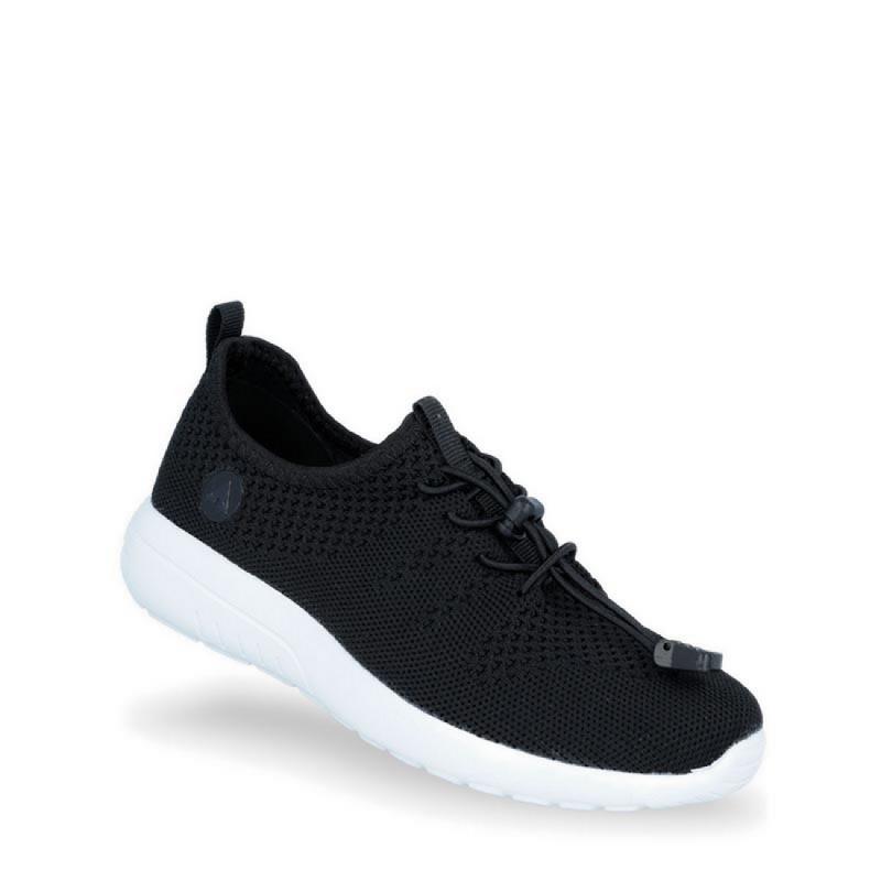 Airwalk Liam Jr Boys Sneakers Shoes Black